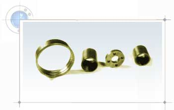 Aluminium Bronze Bushes / Parts With Close Dimensional Accuracy