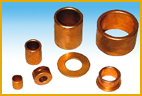 Sintered Bronze / Iron Sintered Self Lubricated Bushes